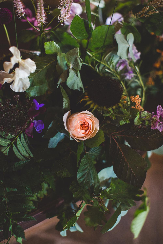 Yorkshire wedding flowers
