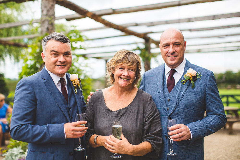 wedding florist Fiona Pickles