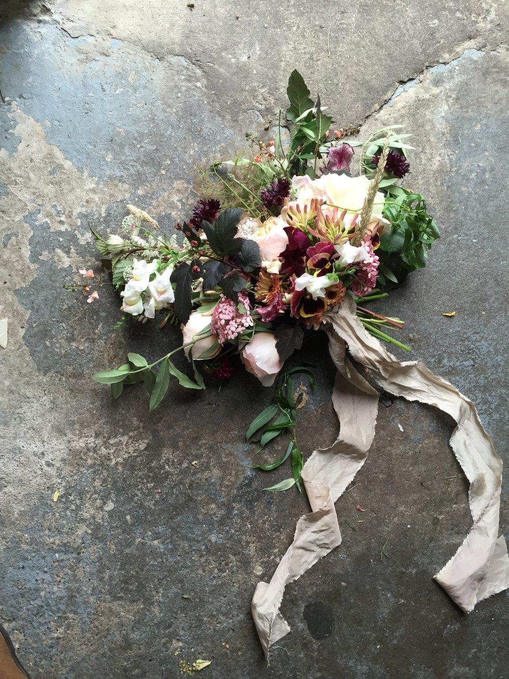 student bouquet