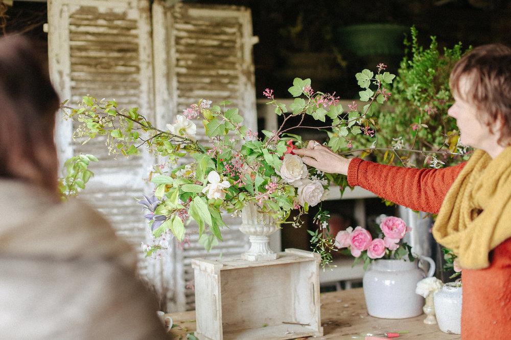 Firenza Flowers 1-2-1 Image BelleandBeauPhotography