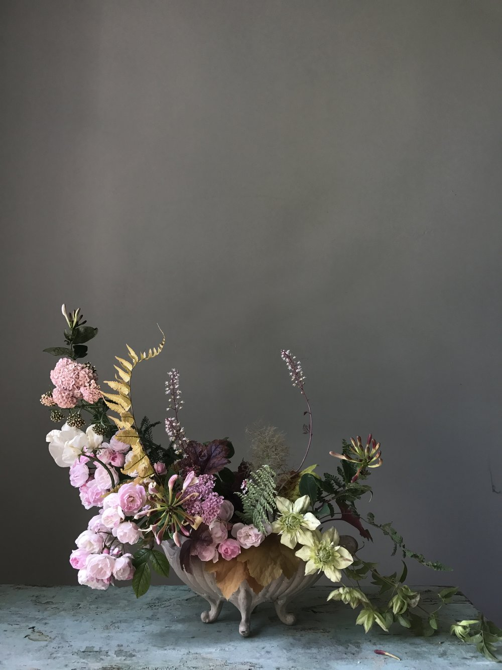 Image and Flowers: Fiona Pickles of Firenza Flowers
