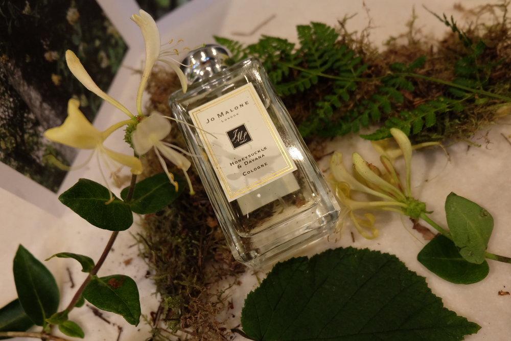 Hneysuckle & Davana Jo Malone Firenza Flowers