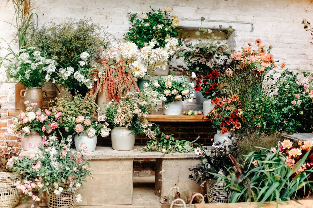 british flower workshop