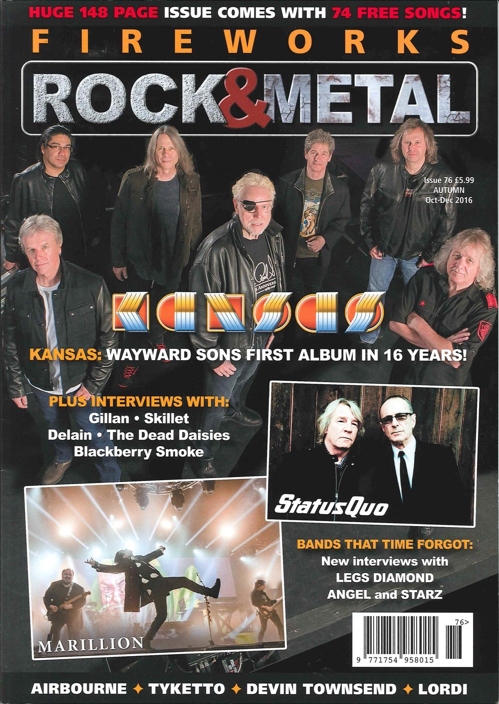 Fireworks Magazine_Oct Dec 2016_Sari Schorr_Album Review_1.jpg
