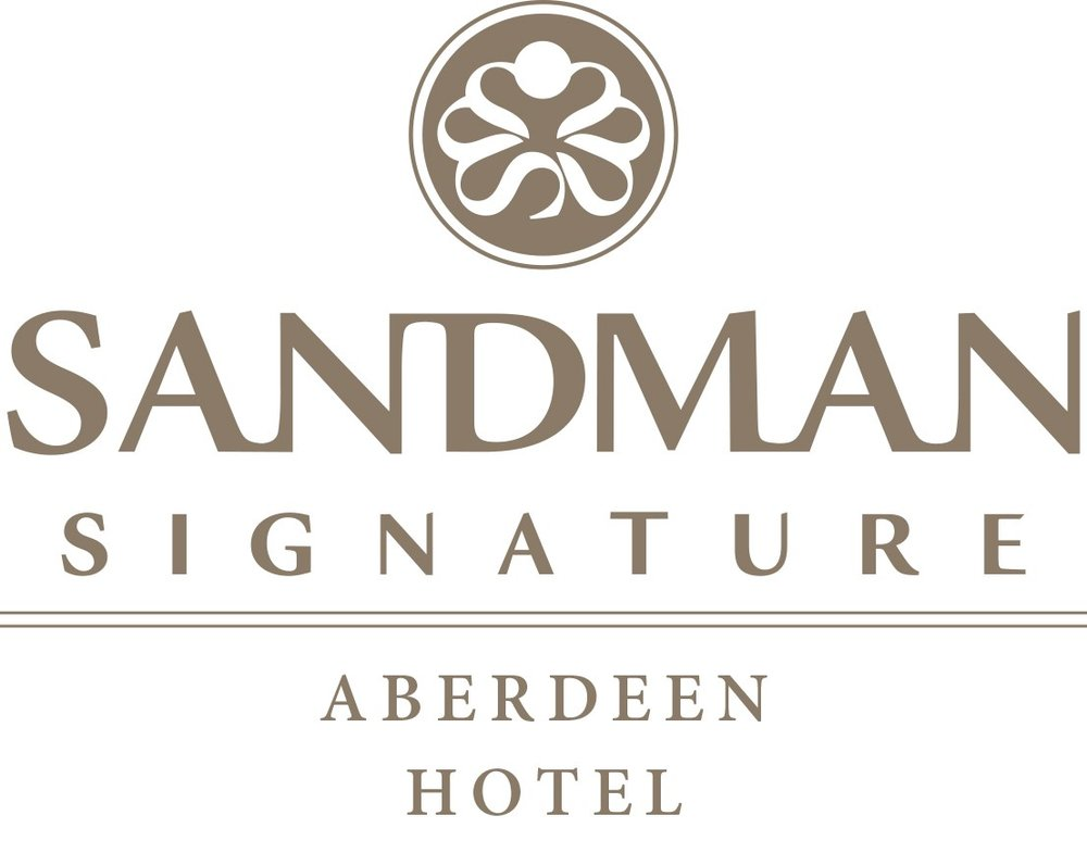 - The Sandman Signature Aberdeen Hotel is a unique 4-star Hotel boasting fantastic features and facilities. It is located in the heart of Aberdeen's city centre next to key attractions. The building itself offers a stunning, modern and esthetically pleasing atmosphere, with quirky and fun touches yet still keeping in trend with the renowned Aberdonian architecture. With 218 bedrooms, we offer a range of facilities including free wi-fi throughout the building, an elegant restaurant and bar area boasting a delicious and exciting menu as well as a whisky tasting room. We also offer a great variety of meeting space, perfect for a private dining event. Our aim is to consistently delight our customers to ensure that every guest leaves satisfied having had the best possible experience by offering a relaxed and friendly environment. If you are looking for the 'wow' factor look no more.