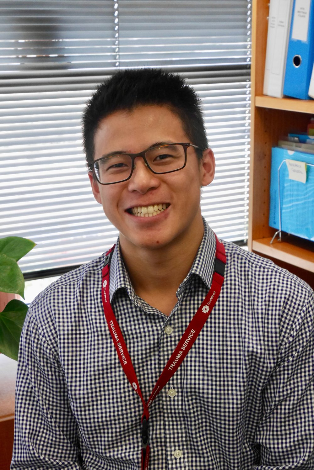 Andrew Lim - NTRI Research Fellow