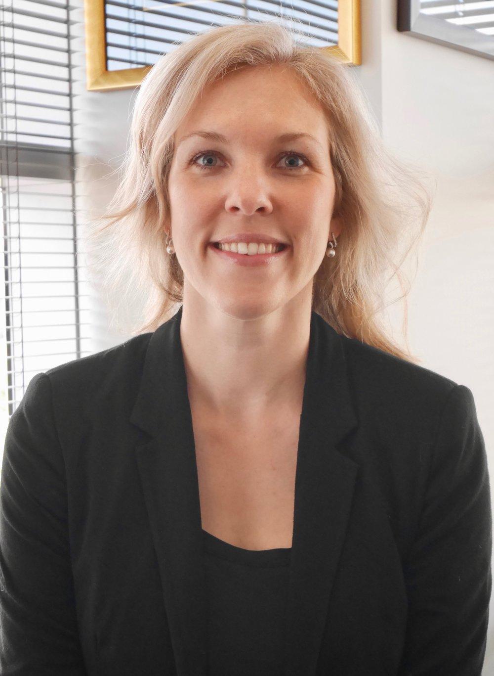 Jennifer Jamieson - NTRI Research Fellow