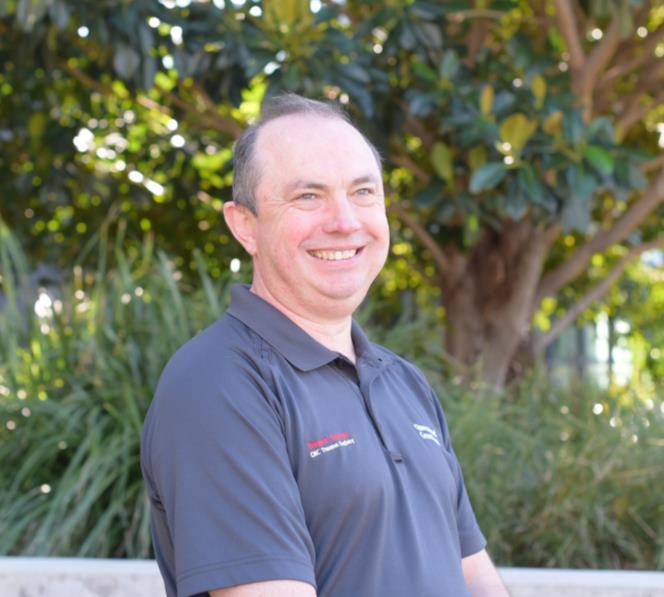 Ben Gardiner - Trauma Registry Consultant NTRI Gold Coast