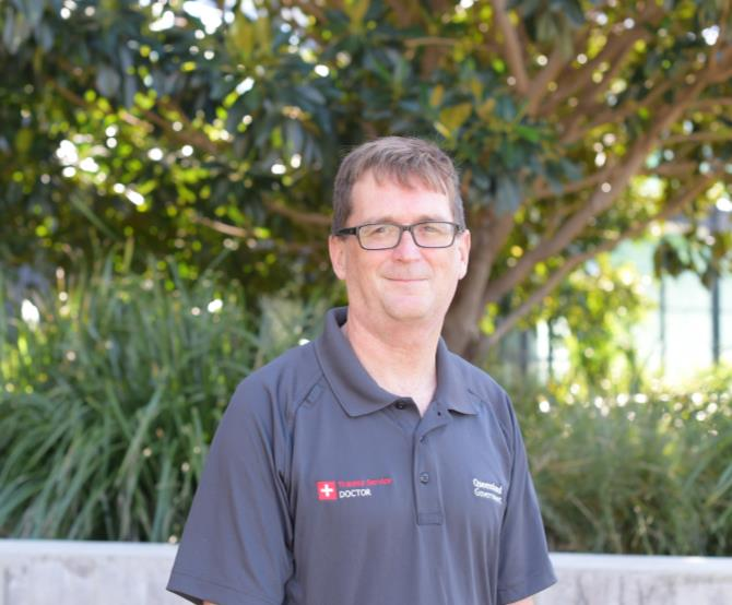 Don Campbell - Deputy Head, NTRI Gold Coast