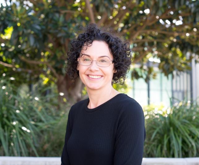 Elizabeth Wake - Trauma Research Coordinator NTRI Gold Coast