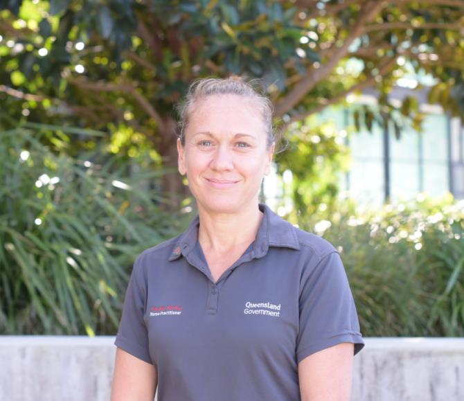 Kate Dale - Trauma Nurse NTRI Gold Coast