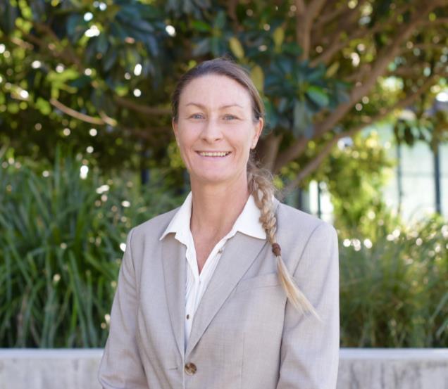 Sarah Ryan - Admin Officer NTRI Gold Coast