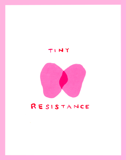 Tiny Resistance
