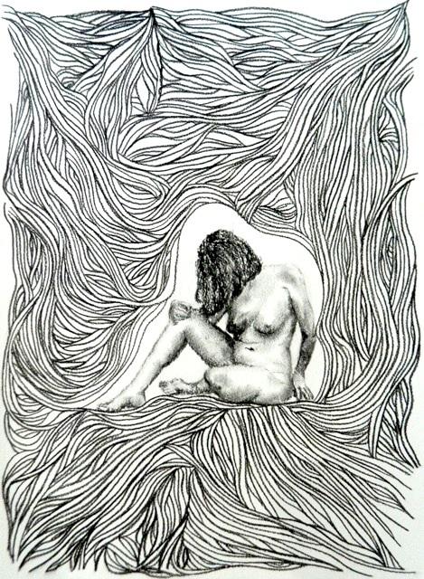 Artwork: Body 2 by Cassandra Martin