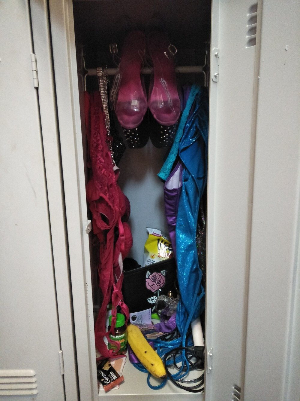 Carly Smith image - stripper locker.jpg