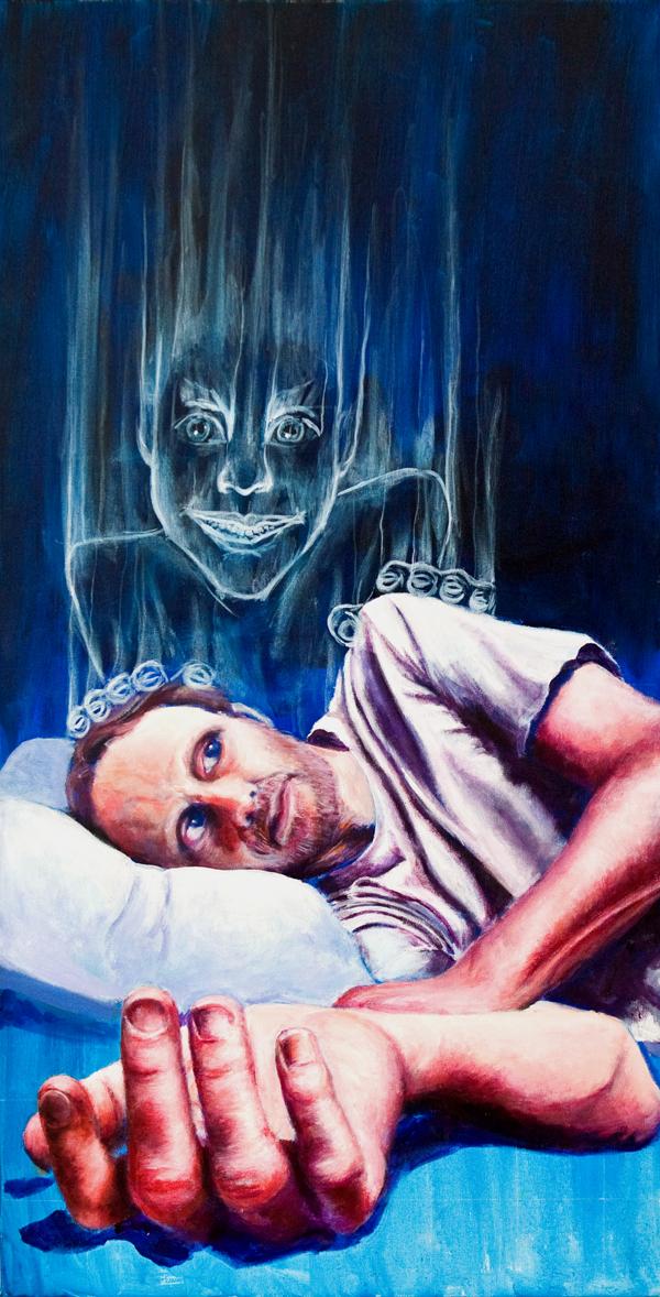 Paralysie du sommeil