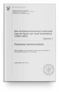 BACHELORPAPER ( VOL 1)  FRANCISCA VANSCHOONBEEK