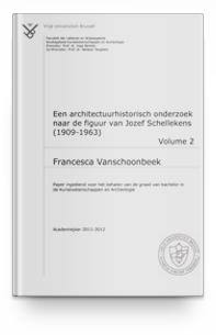 BACHELORPAPER (  VOL 2)   FRANCISCA VANSCHOONBEEK