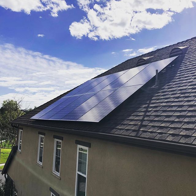 Mean clean energy machine.  #brightlifesolar #wakeupthesun #solarpower #greenliving #cleanenergy #renewableenergy #gosolar #solarlife #solarpanels #sustainableenergy #ivegotthepower #solareclipse #eclipse #panasonic #solaredge #Tesla #powerwall