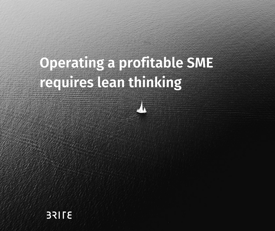 SMEs and lean thinking