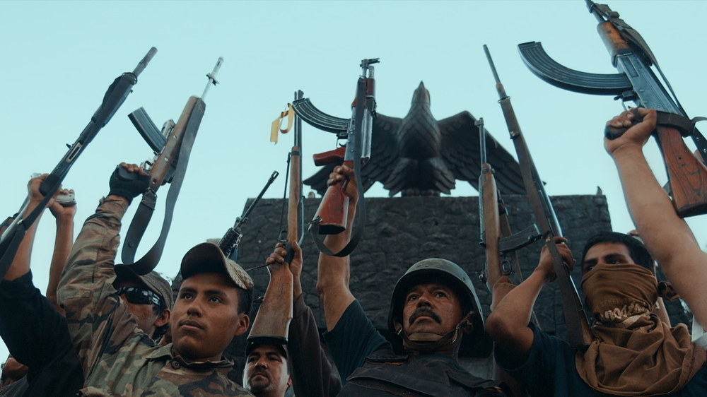 #6 - Autodefensa members in Michoacán, Mexico, from CARTEL LAND, a film by Matthew Heineman.jpg