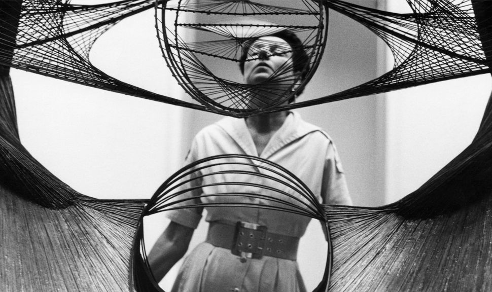 <h3>Peggy Guggenheim</h3>
