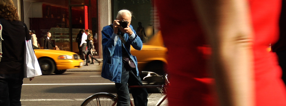 <h3>Bill Cunningham: New York</h3>