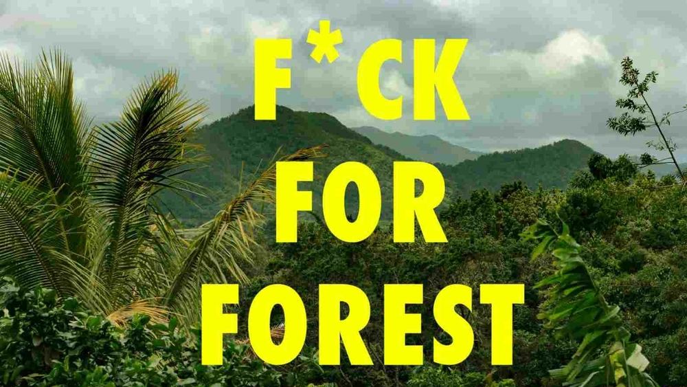 fuck for forest homepage