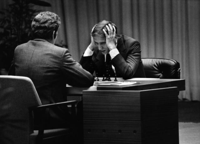<h3>Bobby Fischer Against the World</h3>