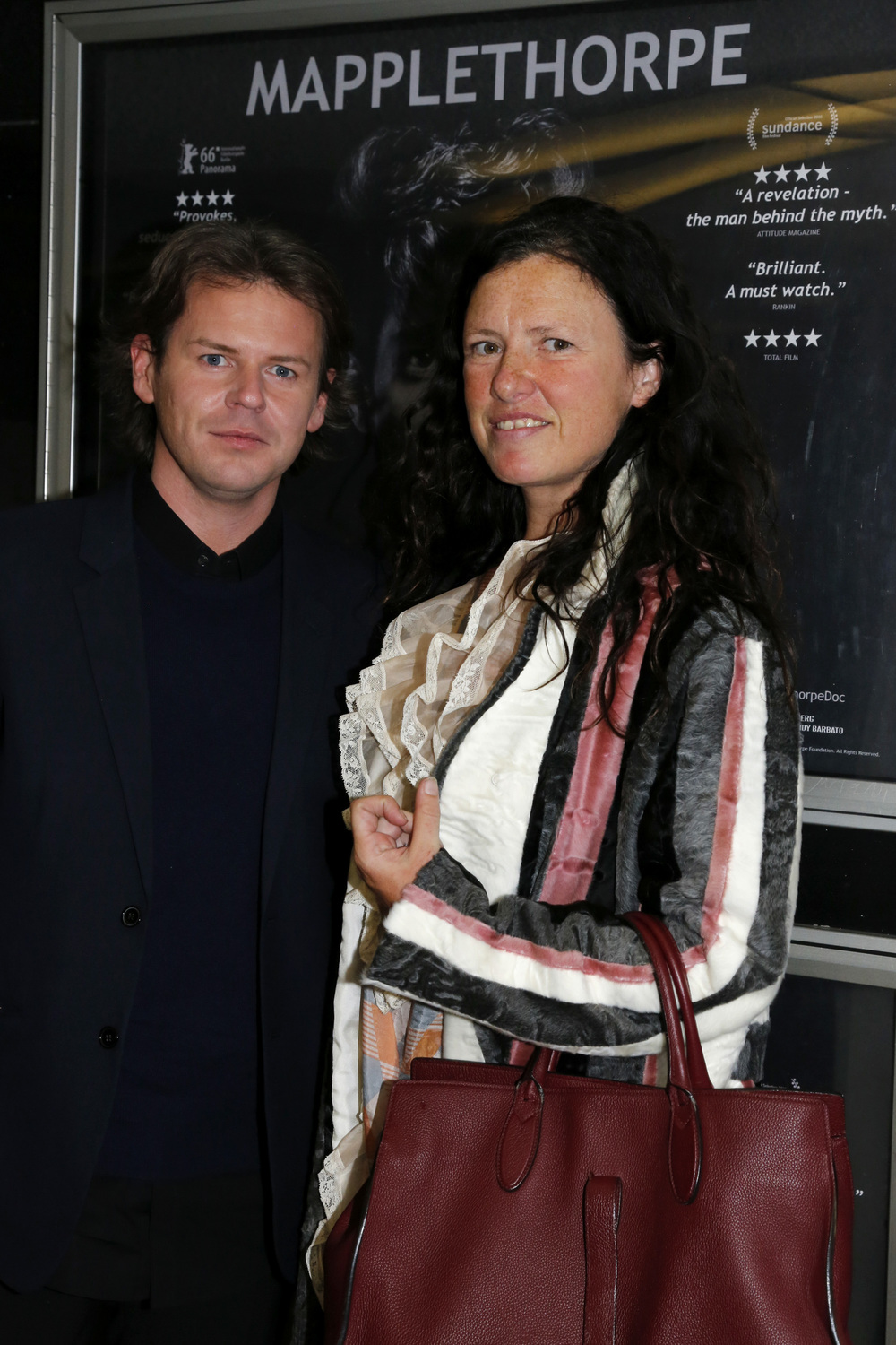 Christopher Kane and Katie Grand