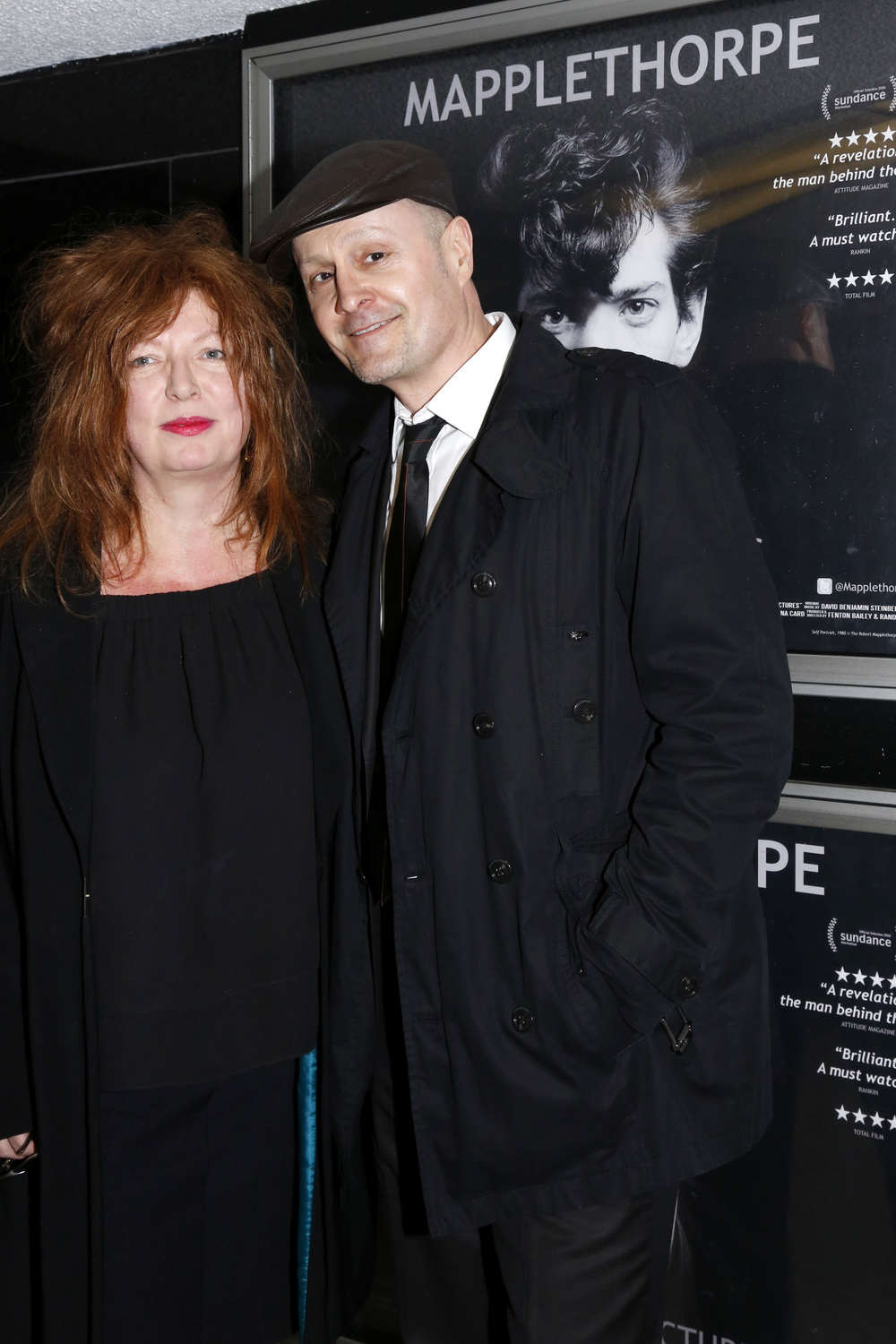 Suzanne Moore and Paul Burston