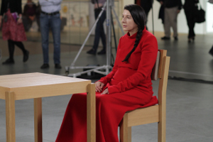 <H3>Marina Abramovic: The Artist is Present</H3>