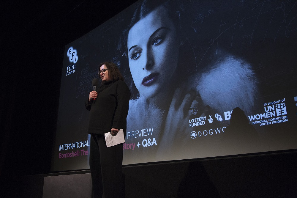 Heather Stewart, Creative Director at the BFI