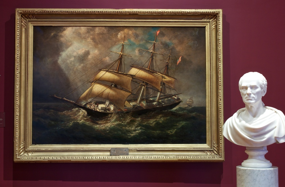 Treasures of Sailors' Snug Harbor