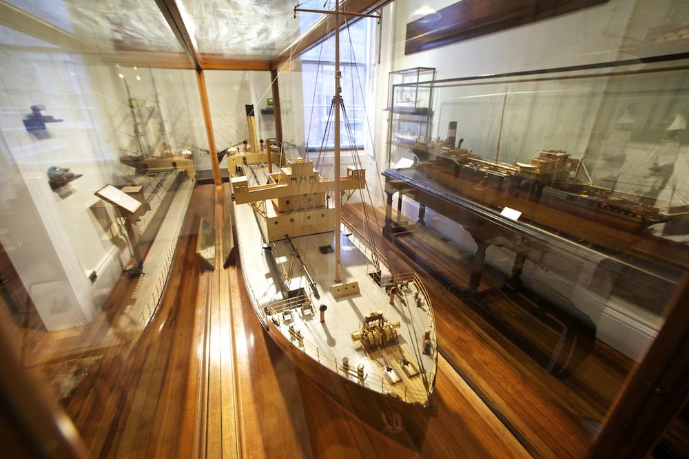 Ship Model Gallery