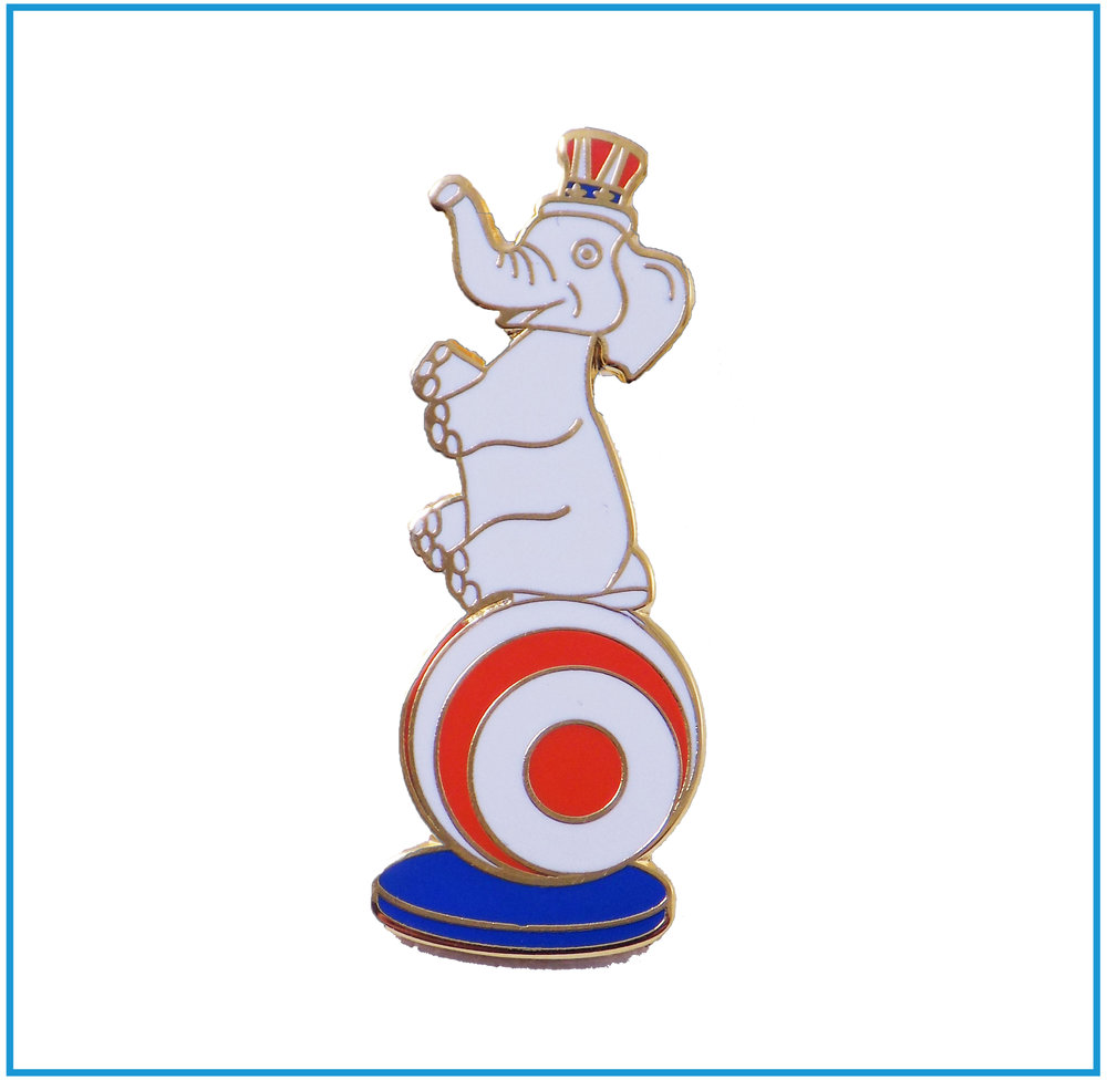 Promotional Badges  -   Promotional badges made to your design; for promotional giveaways or charity.