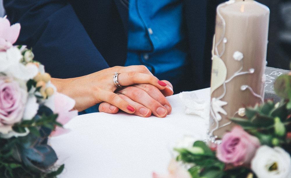 Hochzeit in Damp - Ostsee