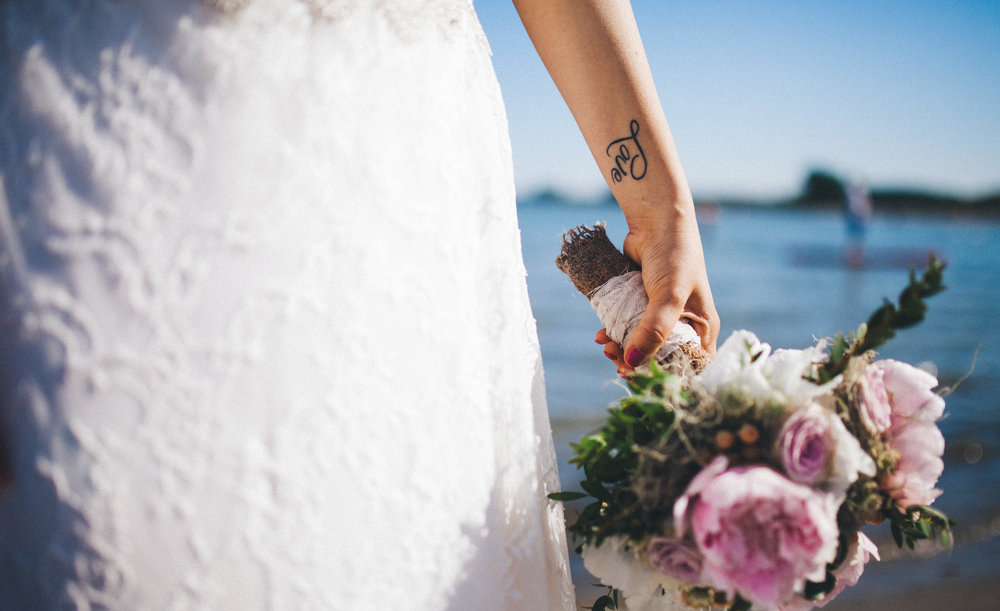 Heiraten Ostsee - Damp