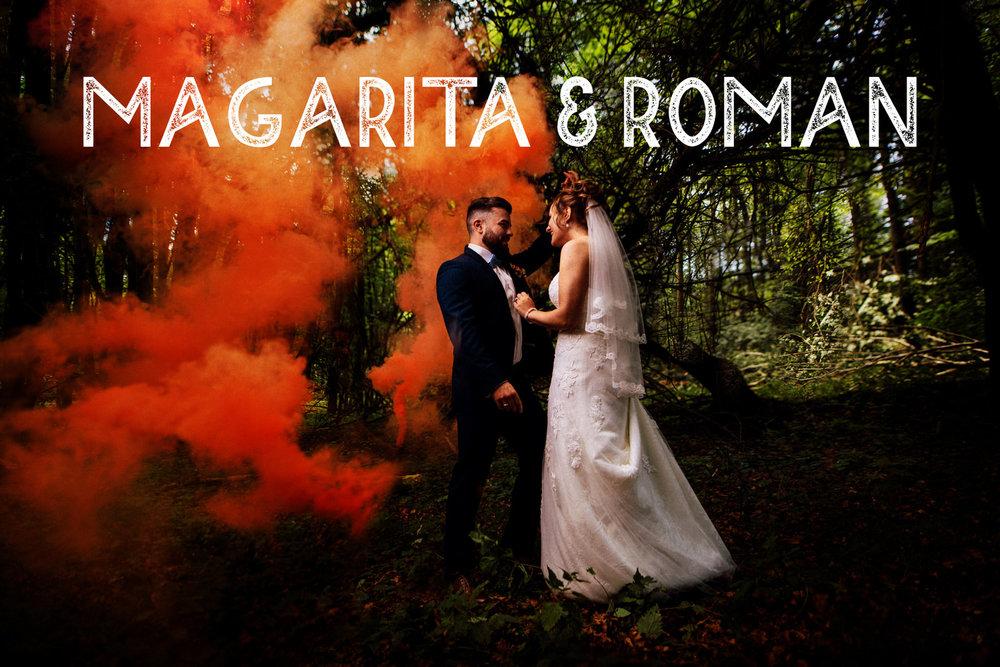 Margarita und Roman
