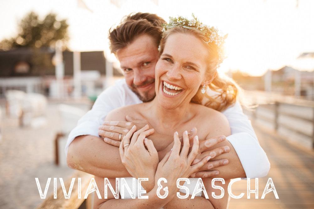 Vivianne und Sascha