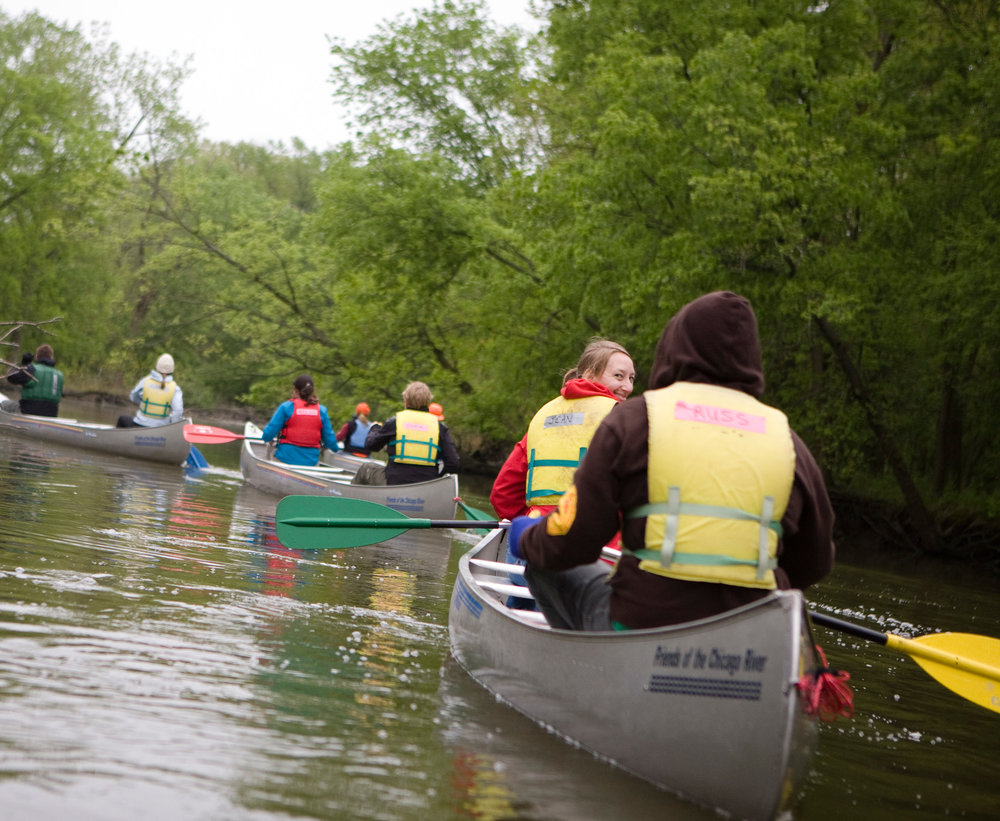 Forest Preserve of Cook County Camps