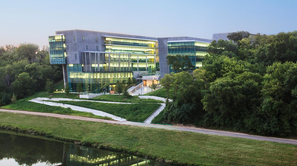 Tarrant County College District   East Campus Fort Worth, Texas This  Detailed Design Study Of