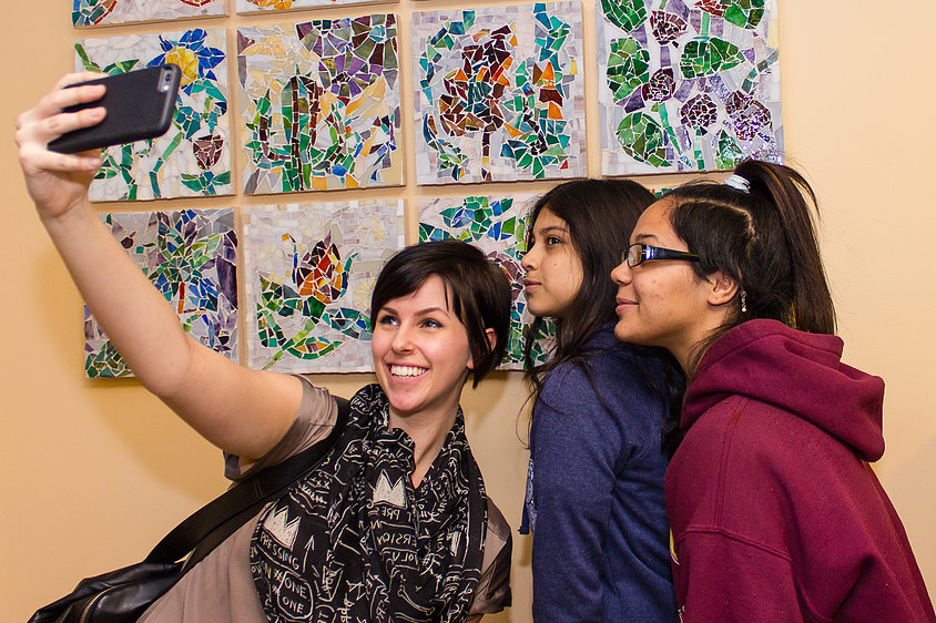 East 144th Street Mosaic Unveiling  Check out some of the artwork from our collaboration with Dreamyard.