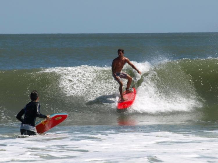 Rehoboth surfers