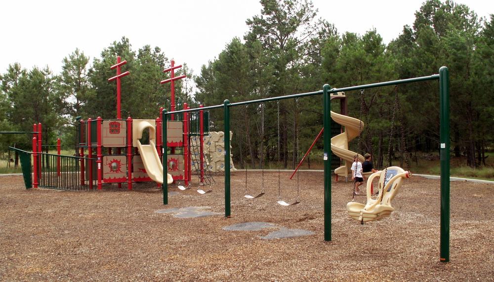 Cape Henlopen State Park Playground
