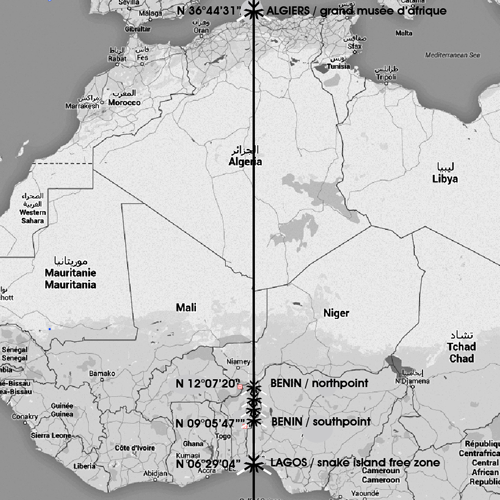 ALGERIA  /  MALI  /  NIGER  / BENIN  / NIGERIA