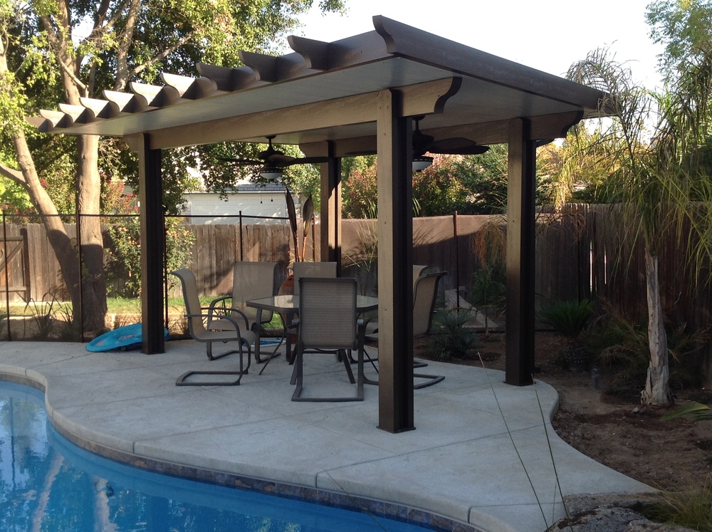 Types Of Patio Covers