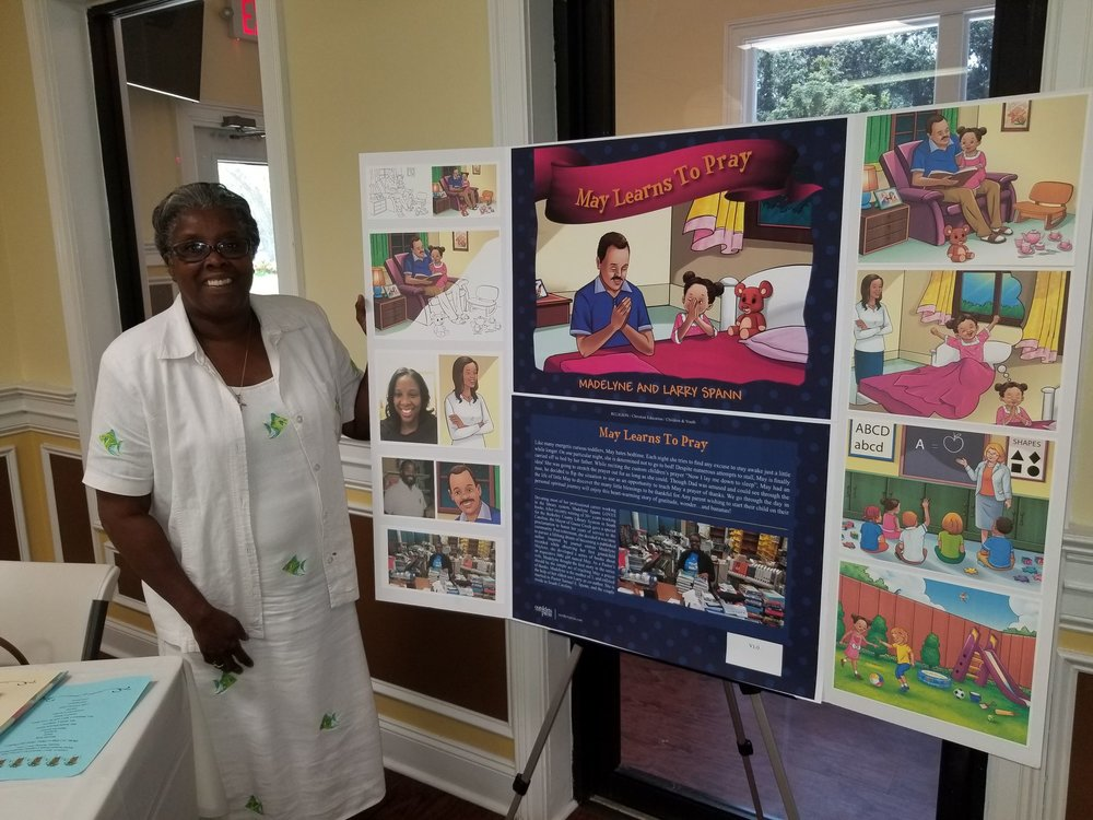June 2, 2018- First Book Launch Event- Women's Brunch hosted by Jacqueline Grant / St. Peter's Church (Charleston, SC)