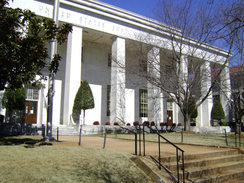 Athens Federal Courthouse