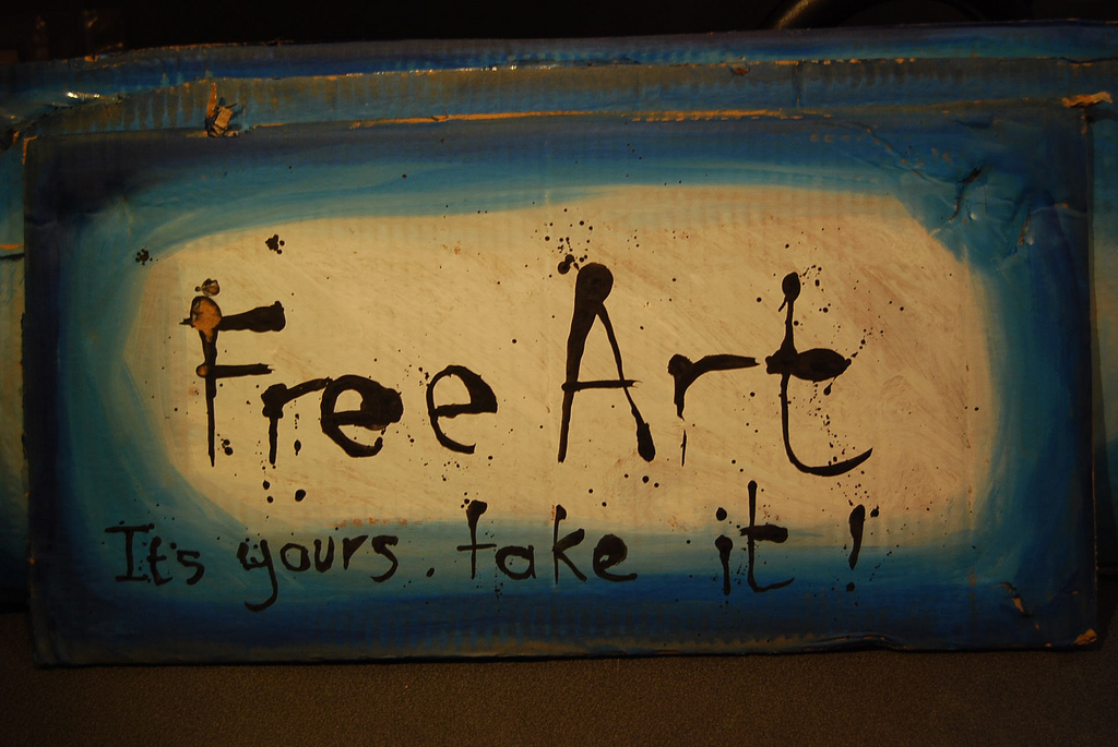 Free Art, Photo by my dog sighs